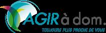 AGIR à dom Logo